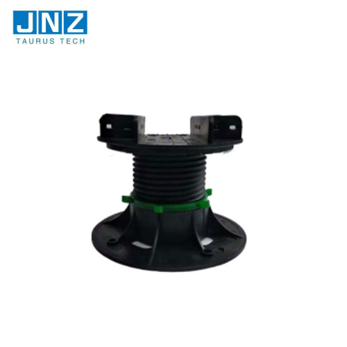 cheap adjustable plastic terrace pedestal for marble floor