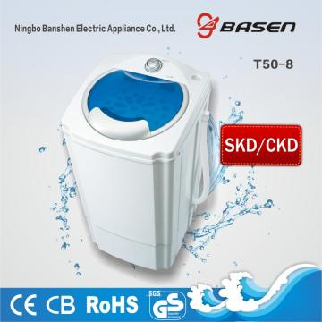 5KG Capacity High Speed CKD Spin Dryer