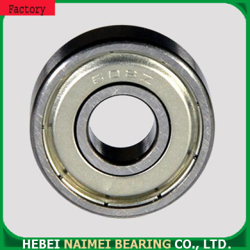 Deep groove ball bearing carbon steel 608ZZ