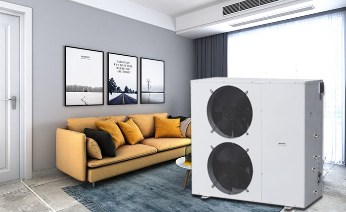 Heating Cooling Heat Pump