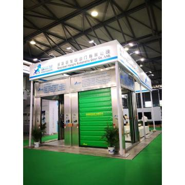 Freezing PVC Curtain Fast Roll Up Door