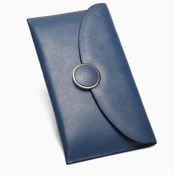 Unique Designer PU Leather Clutch Wristlet Bag