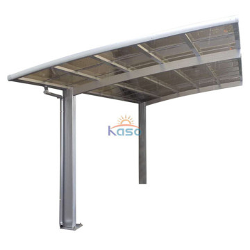 Luxury Polycarbonate Aluminum Frame Carport