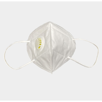 High Filter Efficiency KN95 Mask With Valve
