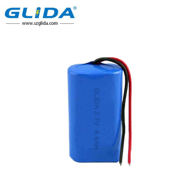 18650 3.7v Battery with CE ROHS Certificates
