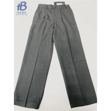 WOVEN UNISEX SCHOOL WEAR PANTS