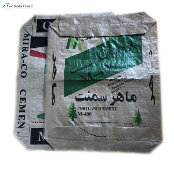 plastic packing valve cement bags