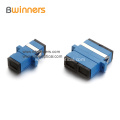Simplex  Duplex Fiber Optic Cable Adapter Coupler