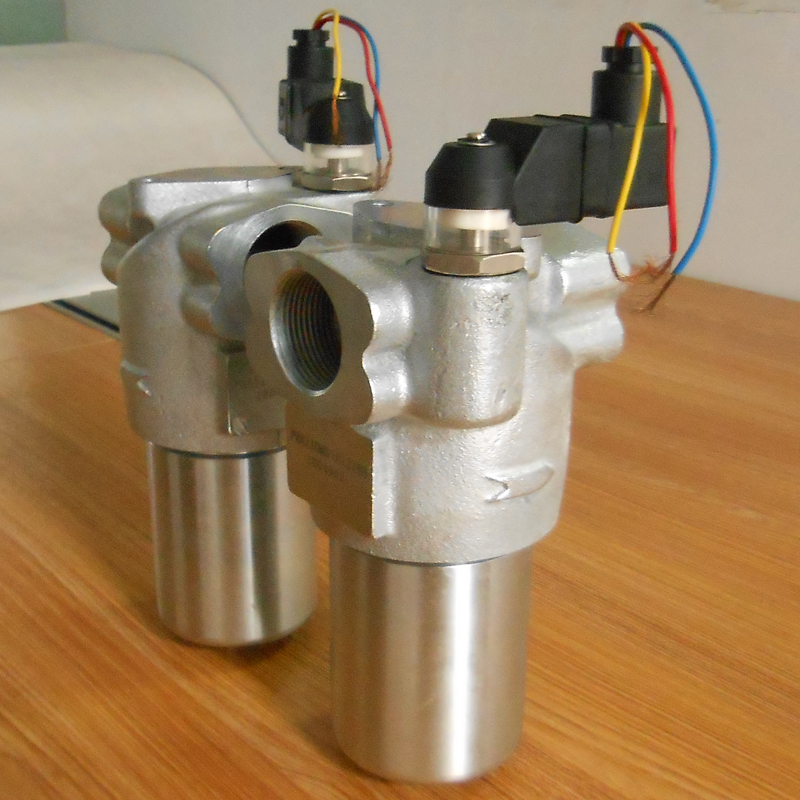 Hydraulic High Pressure Inline Filter PHA110