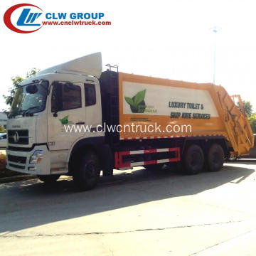 Brand New Dongfeng LHD/RHD 18cbm Garbage Compactor Truck