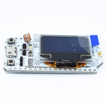 SX1278 LoRa ESP32 0.96 inch Blue OLED Display Bluetooth WIFI Lora Kit 32 Module Internet Development Board 433mhz