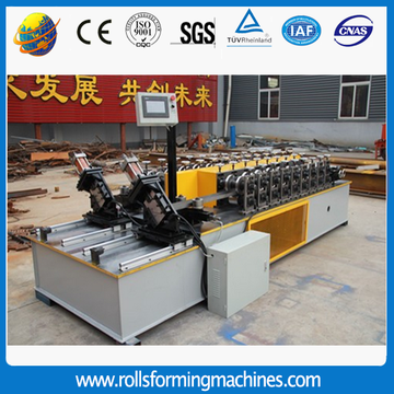 metal steel drywall stud & track cold rolled machine