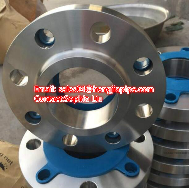 high pressure slip on flange