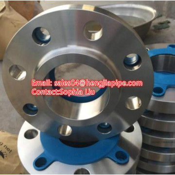 high pressure slip on flange raise face