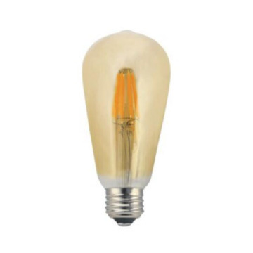 6W LED Filamen ekonomis Dimmable