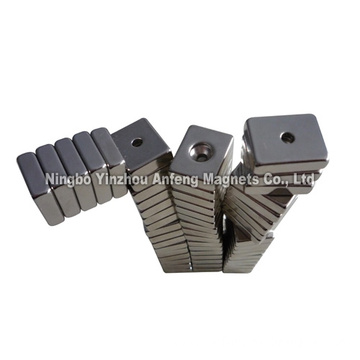 N42 Strong Power NdFeB Magnets 12X12X4(¢6.5X4.5)mm