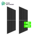 TUV CE Certificated 9BB Half Cell Solar Panels