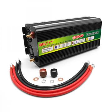 BELTTT 3000W Heavy Duty Modified Sine Wave Inverter