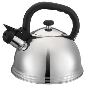 Classic Silver Whistling Kettle