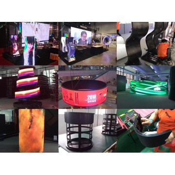 Professional Led Panel flexible led display p3 module