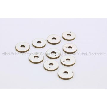 High Power Piezoelectric Ceramic Rings