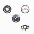 New Material High Quality Pearl Snap Fastener-4 pcs