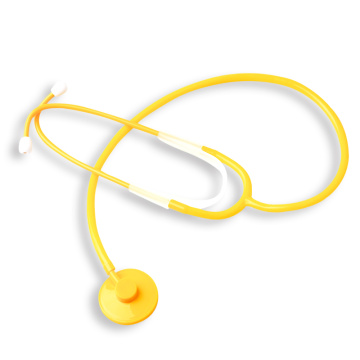 one-time Use Disposable Plastic Stethoscope