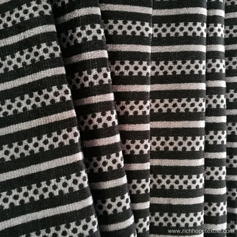 Attractive And Durable 100% Polyester Tube Knit Fabric