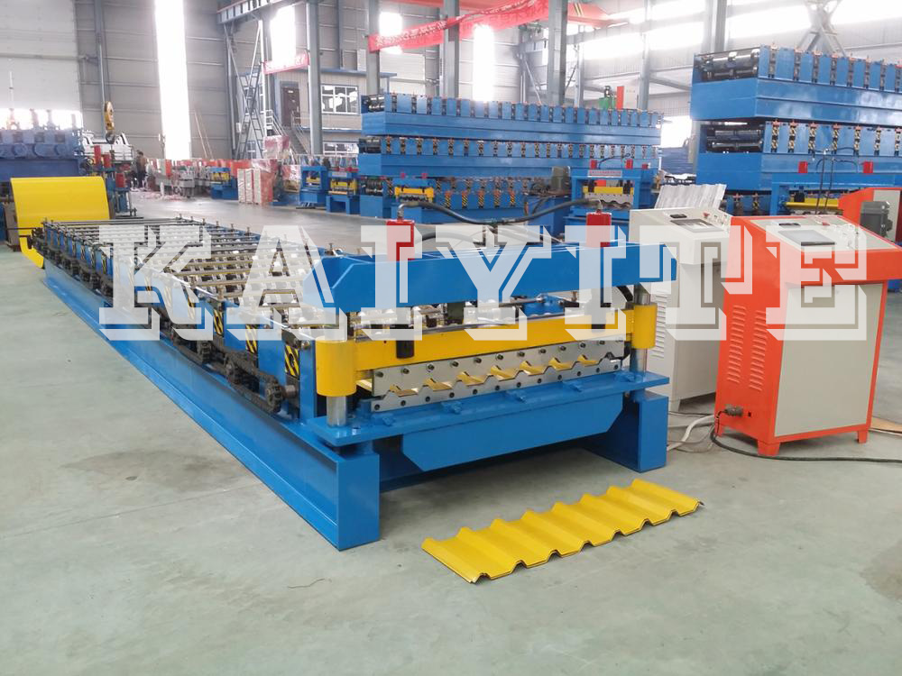 Roofing Sheet Machines