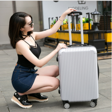Lightweight hard shell suitcase luggage wholesale