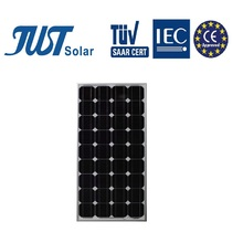 China Best Quality 100W Monocrystalline Solar Panel for Solar System