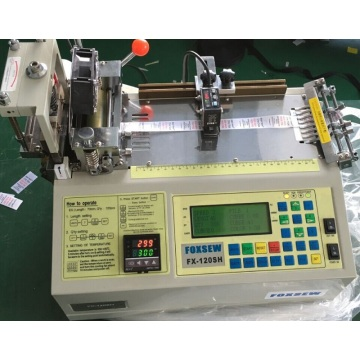 Automatic Label Cutter Machine Hot Knife with Sensor