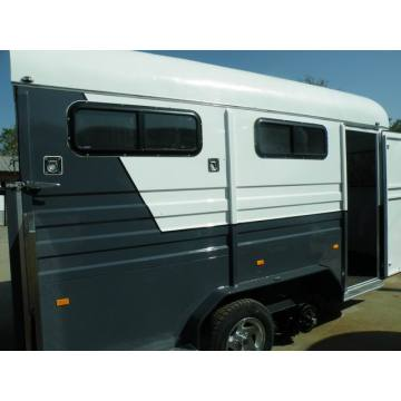 Three Horse Trailer Stanadrd Mode