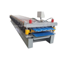 Double Layer Profile Machine For Roofing Sheets