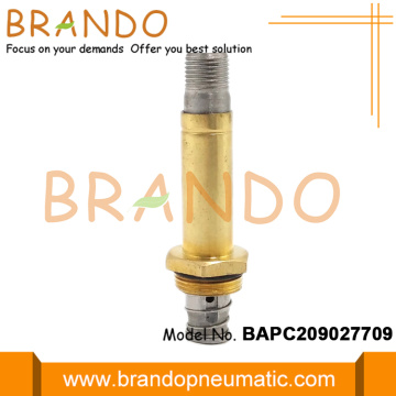 Pneumatic Solenoid Valve armature assembly 9.0mm Brass Body