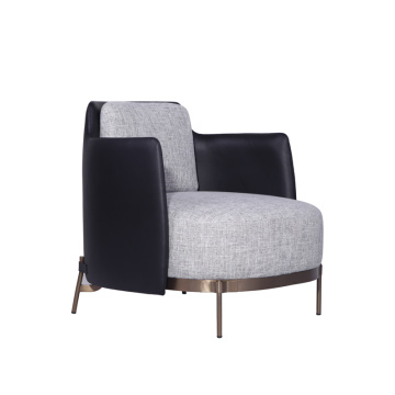 Minotti Tape Fabric Armchair by Nendo