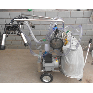 safe vacuum portable milking machine