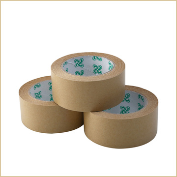Teip Gummed Pàipear Kraft Custom Self-adhesive