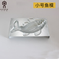 The fish shape mould