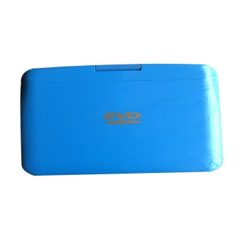 Colorful Classic Plastic Suction Portable DVD Player
