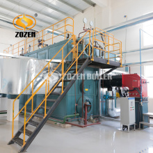Diesel Fired Double Drum Water Tube Steam Generator