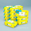 Chlorine Free Baby Wipes in Refill Container