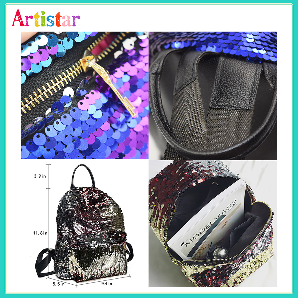Sequins Backpack 08 3