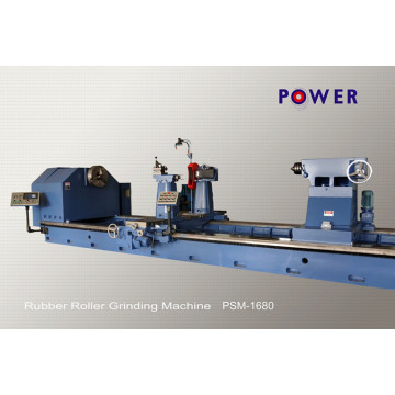 Hot Sale General Rubber Roller Grooving Machine