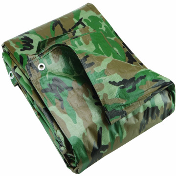 Bâches en poly camouflage de protection UV