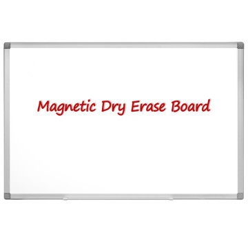 Factory Price Dry Erase wall-mounted Magnetic White Board
