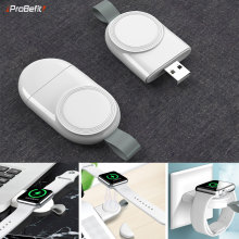 Portable Wireless Charger for IWatch 6 SE 5 4 Charging Dock Station USB Charger Cable for Apple Watch Series 5 4 3 2 1