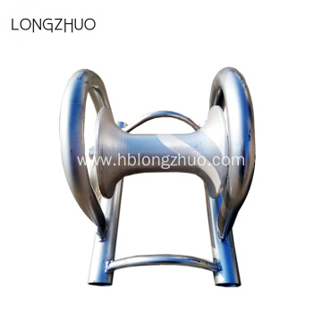 Heavy Load Electric Single Wheel Cable Roller