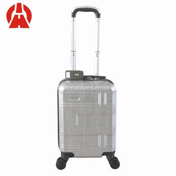 Lightweight 3pcs wheels carry on trolley luggage set