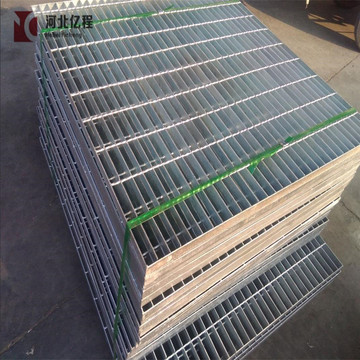 Building Materials Hot Dipped  Galvanized Steel Grating